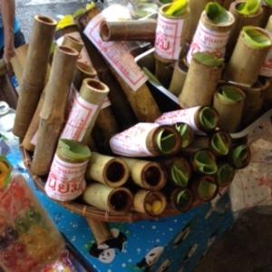 Bang Saen Nong Mon Market khao laam