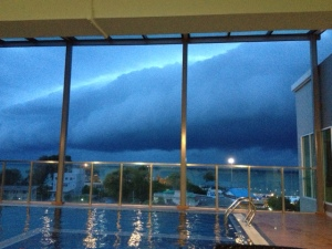 Bang Saen storm 3