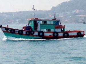 Koh boat