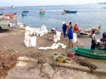 Koh fishermen