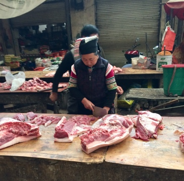 China Yuanyang market 3